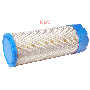 AIR FILTER OD 4-1/8, ID 3-1/8, Height 10-3/4