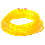 PREMIUM FUEL LINE .094 inch x .203 inch fuel line, .054 wall thickness. Replaces Homelite Black, Husqvarna and newer Ryobi units. 25 foot box, color yellow.