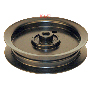 "IDLER PULLEY ID 3/8"" OD 4-29/32"", Height 1-13/64"""