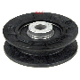 IDLER PULLEY ID 3/8 inch, OD 2-1/2 inch, Height 1 inch