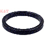 "RING RUBBER WHEEL ID 3-5/8"" OD 4-1/2"""