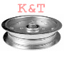 "IDLER PULLEY ID 3/8""; OD 5""; Height 1-1/4"""
